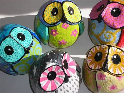 How To Make A Paper Mache Owl - 25 best ideas about pulp paper on papier