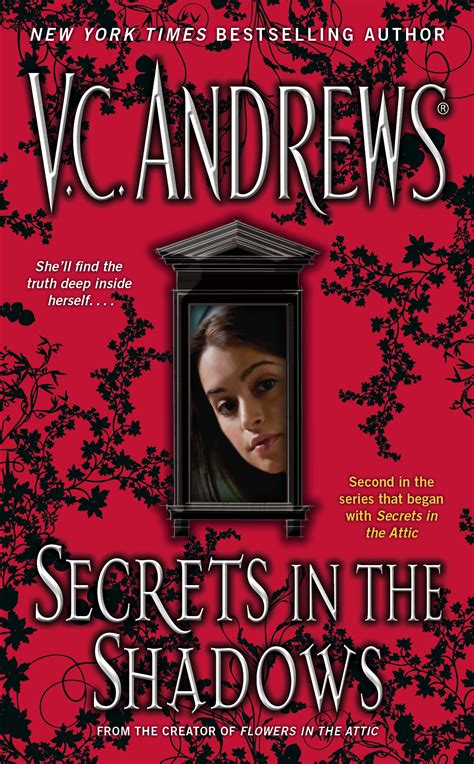 secrets in the shadows book by v c official