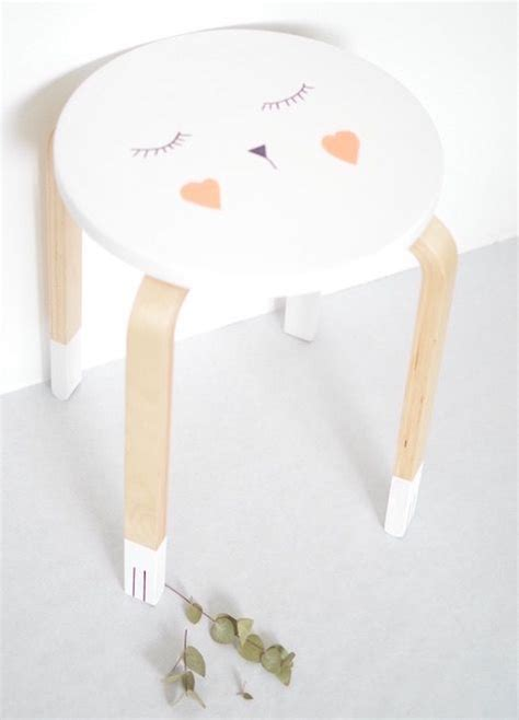 Customiser Un Tabouret by L Id 233 E D 233 Co Du Dimanche Customiser Un Tabouret