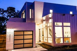 Designer Homes Interior Austin Shipping Container House Uncrate