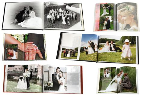 Wedding Photo Book by Five Minutes For Eternity A Wedding Photo Book Created