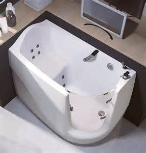 walk in tubs compact sit tub by treesse
