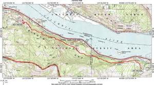 mosier oregon map mosier tunnels hike hiking in portland oregon and