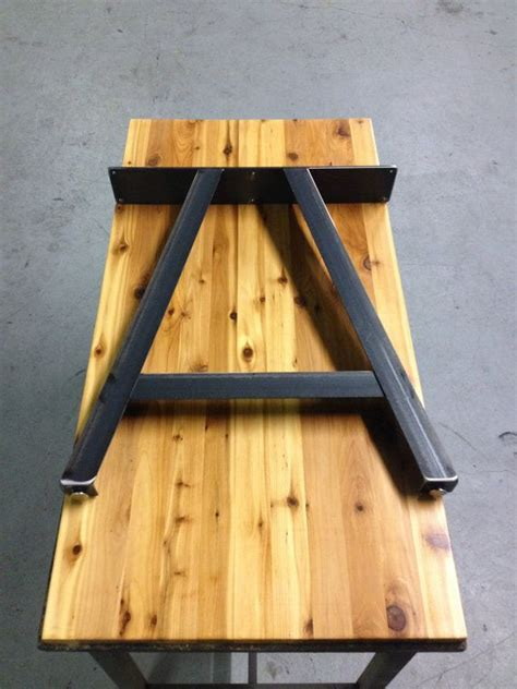 wooden a frame table legs 25 best ideas about table legs on diy table