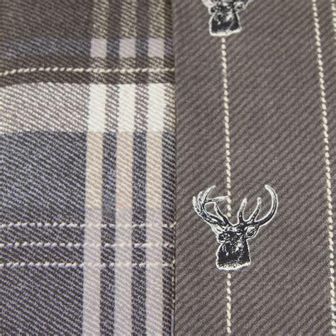 Flannel Duvet Tartan 100 Brushed Cotton Flannelette Duvet Cover Set