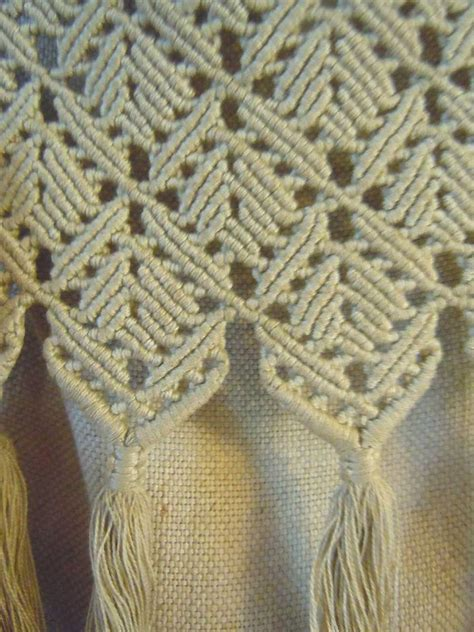 Macrame Pictures - 1000 images about macrame patterns on