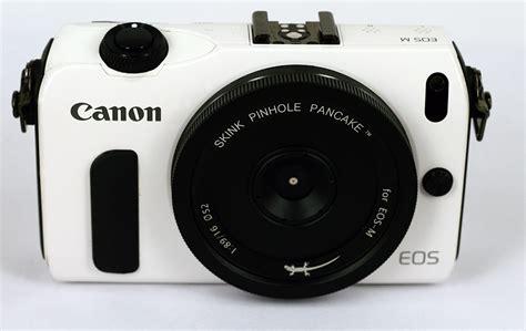 Kamera Canon X2 canon eos m als pinhole kamera canon eos m as pinhole