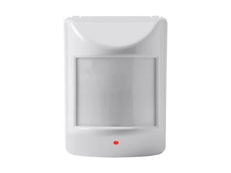 motion detector z wave plus pir motion detector with temperature sensor