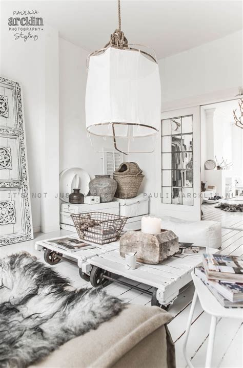 black and white home design inspiration biały loft a la paulina arcklin blog nobo design