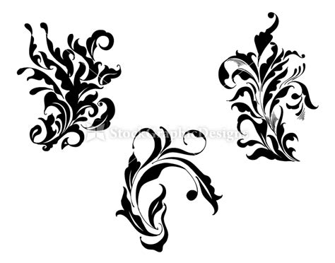 tato mawar vector free tato tribal bunga download free clip art free clip