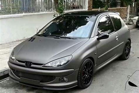 Peugeot 206 Sw Tieferlegen by Peugeot 206 Mate Cars Peugeot Cars And