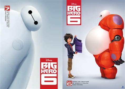 Mainan Edukasi Intelligent Baymax Big Story just who are big 6 anyway