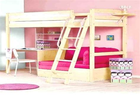 fresh loft bed in bunk bed with desk for t 6977