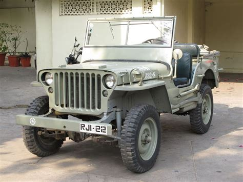Fitzpatrick Jeep Willys Mb 1943 S 209928 G503 Vehicle Message Forums