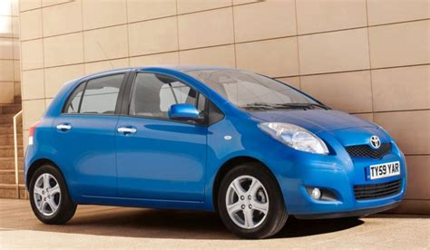 2010 Toyota Yaris Fuel Economy 2010 Toyota Yaris Starts At 163 10 256 In The Uk Gets Up To