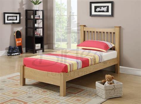single oak bed frame birlea kimberley 3ft single solid oak bed frame by birlea