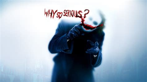 why so serious hd wallpaper why so serious wallpapers hd wallpapers id 10140