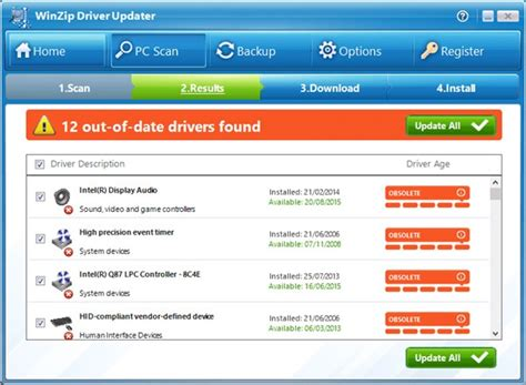 Intel Auto Update Drivers by Software Detect Hardware Drivers Questlloadd