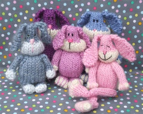knitting pattern easter bunny 8 colorful knitting patterns for easter