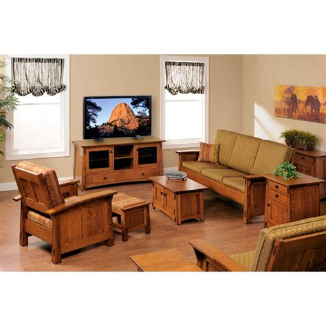 American Made Living Room Furniture Amish Mission Viejo Chair Usa Made Living Room Chairs American Eco Furniture