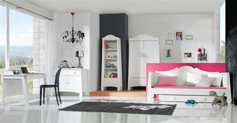 chambre ado complete pinio parole fille gar 231 on 5 meubles lit 200x90