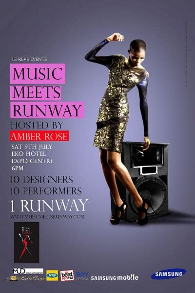 music meets runway home le reve events presents 10 performers 10 designers 50