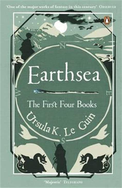 Tehanu Book Four the earthsea the four books ursula k le guin