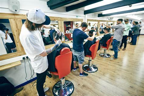 barber s barber battle pall mall barbers daniel davies