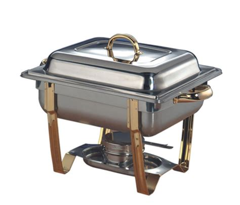 Bell Chafing Dish chafing dish folding frame 8 qt economy size