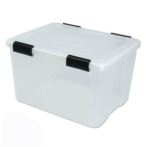 iris storage containers iris airtight storage bins 46 6 quart air tight storage