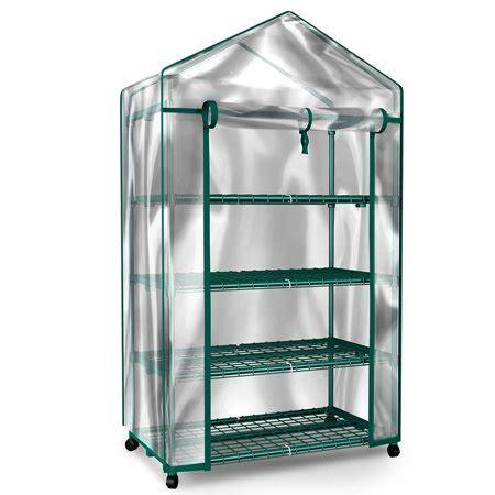 mini greenhouse  tier indoor outdoor sturdy portable
