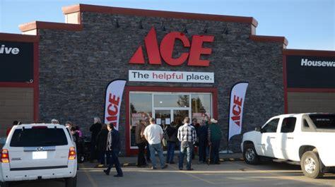 ace hardware bxc ace hardware store opens in alberta hardlines