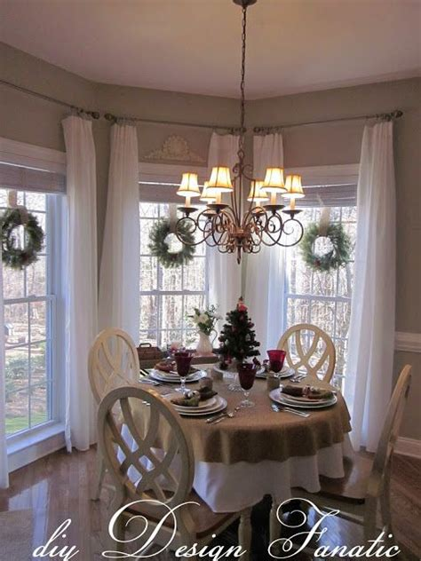 best 25 breakfast nook curtains ideas on
