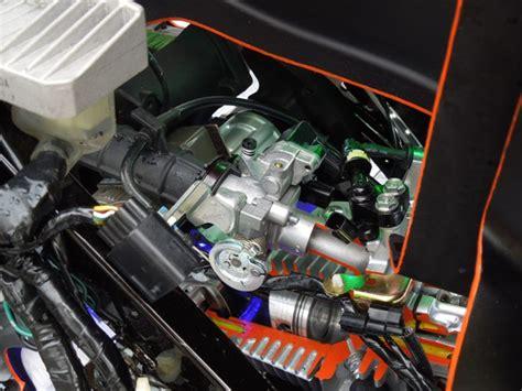 Alarm Motor Beat Fi mengenal lebih dekat fungsi sensor2 yang ada di mesin injeksi safety
