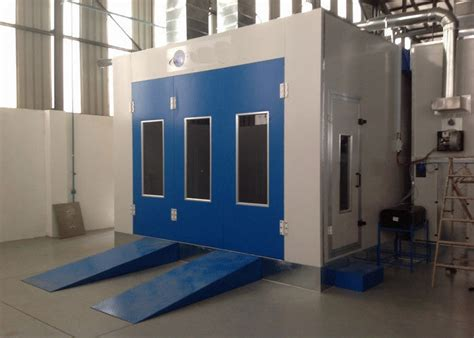 spray booth water curtain water curtain paint spray booth with drying oven diesel