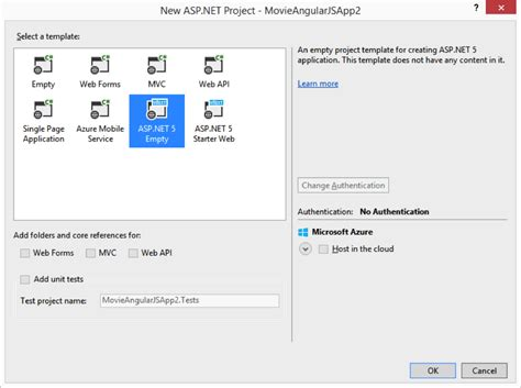 asp net templates asp net 5 and angularjs part 1 configuring grunt uglify