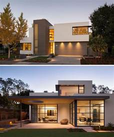 modern architecture home plans best 25 modern house facades ideas on modern