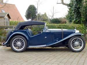 For Sale Ta H H Classics Buy Classic 1937 Mg Ta Car S At Auction