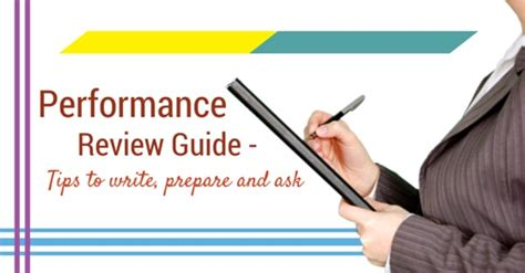 7 Tips On Preparing For Your Performance Review by Performance Review Guide Tips To Write Prepare And Ask