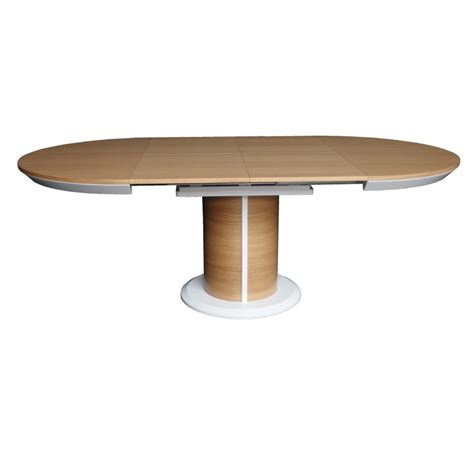 Oval Extending Dining Table Impact Ii Large Oval Extending Dining Table Dining Tables Home Furniture