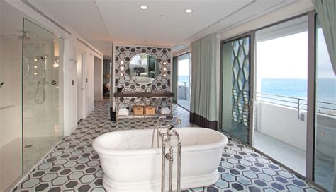 soho house bathrooms soho beach house modern bathroom miami by shulman