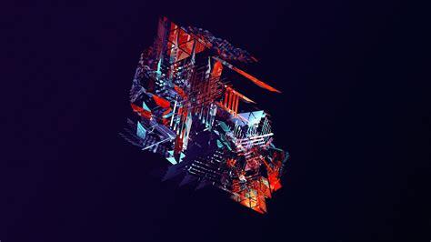 abstract digital abstract digital shapes wallpapers hd desktop and