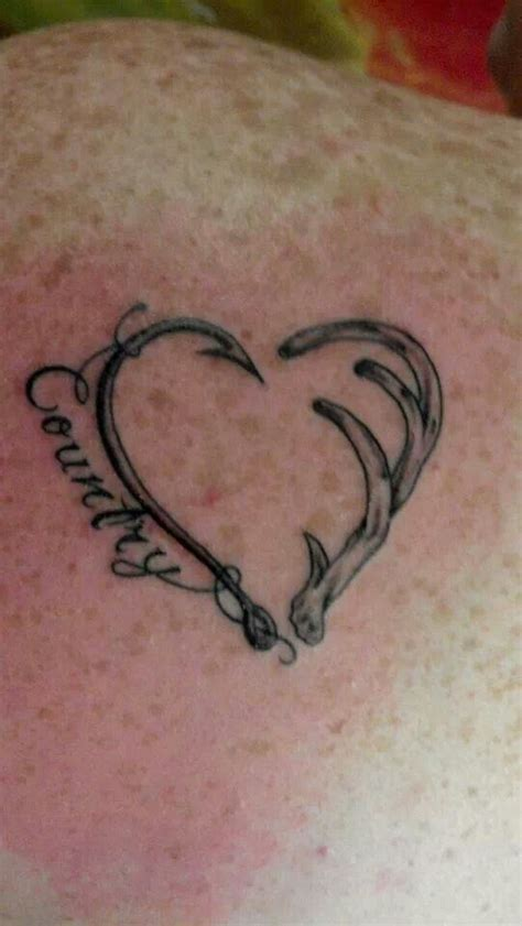 tattooed heart minus one 1000 images about western country tattoos on pinterest