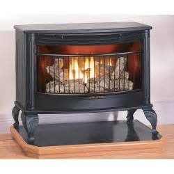 fireplace propane heater product see replacement item 49201 procom vent free dual fuel stove 25 000 btu