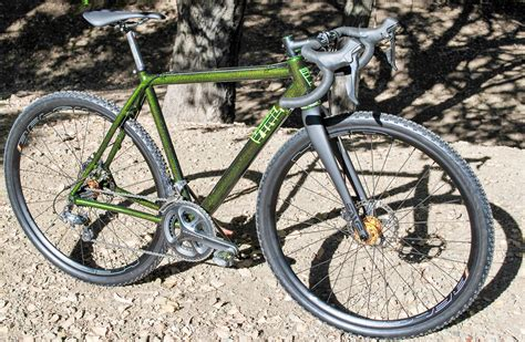 Handmade Cyclocross Bikes - vynl releases cx single with cyclocross frame usa made