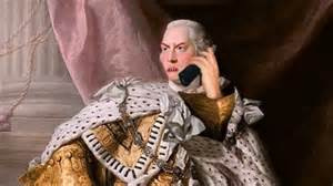 Break Letter King George america breaks up with king george by voicemail declaration of