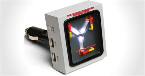 capacitor cell phone charger flux capacitor usb car charger cool sh t you can buy find cool things to buy