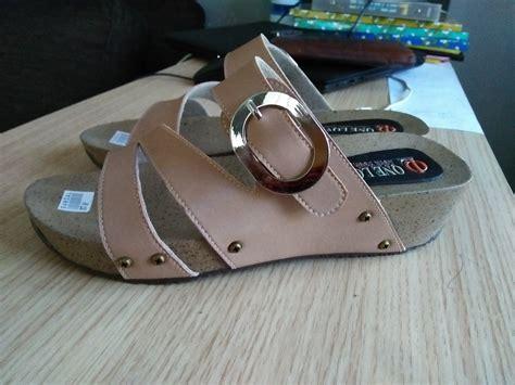 Sandal Wanita Ban 3 Puyuh grosir sandal wanita puyuh kokop silang grosir sandal
