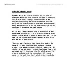 Water Pollution Essay by Essay About Water Pollution
