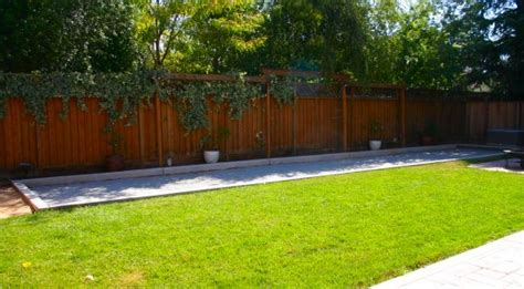 pics for gt bocce ball court diy